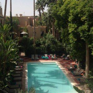カスバ地区にあるメディナおすすめホテル