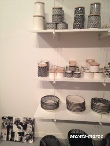モロッコ陶器
