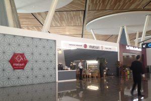 """ラバトにもある日本食レストラン""""まつり""""、マラケシュ空港にオープンです。"""