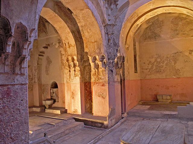 モロッコの老舗ハマムにそっくりなBay Hammam(ギリシア)