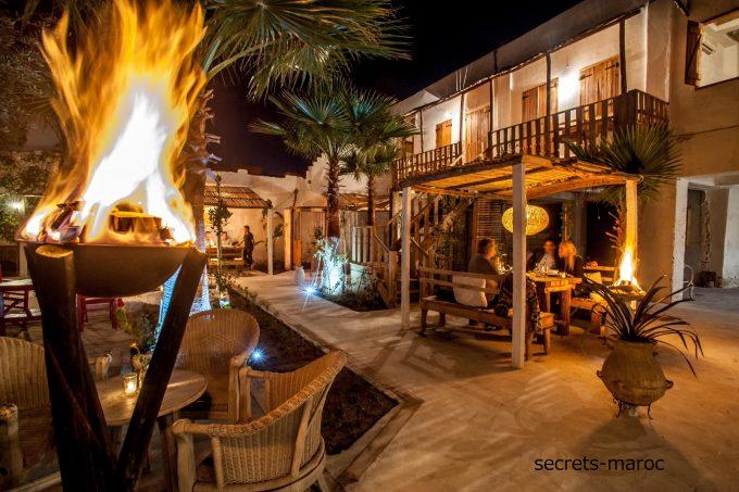 hotel&restaurant La FERME MEDINA