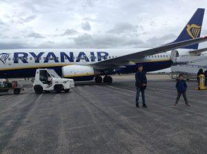 Ryan Air格安航空会社代表