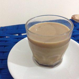 モロッコではコーヒーはグラスに入れて飲む