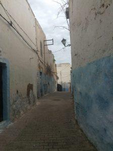 azzemourの街歩き