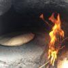 アフリカ唯一のスキー場Oukaimedenへの道中であったおいしい窯焼きパン