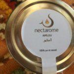 新パッケージの食用アルガンオイルがたっぷり入ったアムルー(amlou)